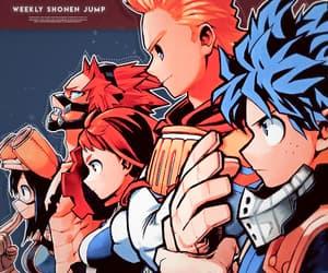 anime, manga, and color manga image
