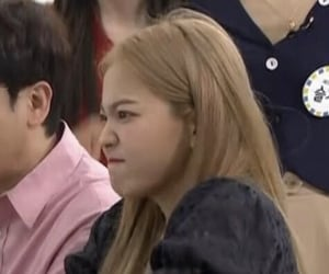 girl, korean, and precious image