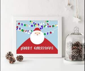 christmas lights, 5x7 8x10 11x14 sign, and etsy image