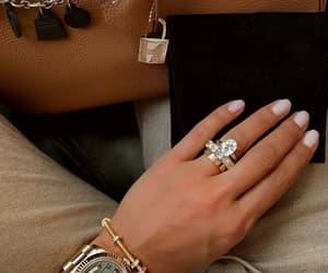 bag, fancy, and diamond image