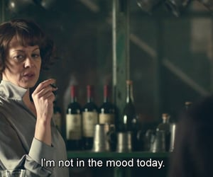 peaky blinders, mood, and polly shelby image