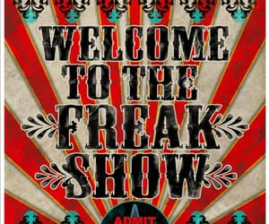 carnival, circus, and freak show image