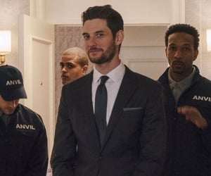The Punisher, the darkling, and ben barnes image