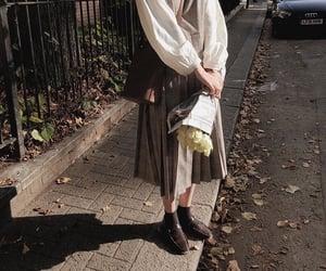 academia, autumn, and bag image
