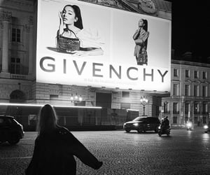 black and white, instagram, and Givenchy image