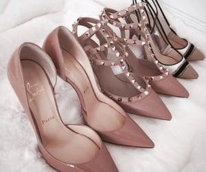 aesthetic, heels, and beautiful image
