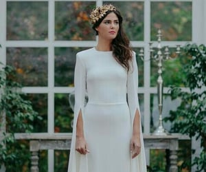 beauty, style, and wedding inspiration image