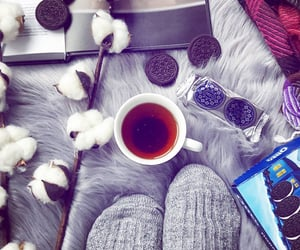 Cookies, cozy, and mood image