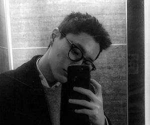 aesthetic, selfie, and boyfriend image