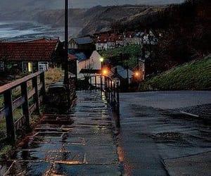rain and england image