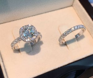 aesthetic, diamonds, and jewelry image