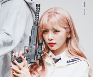 dreamcatcher, fansign, and 민지 image