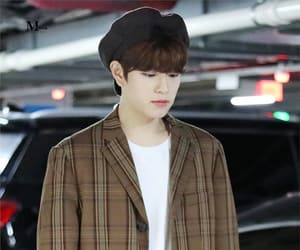 brown hair, 김승민, and skz image