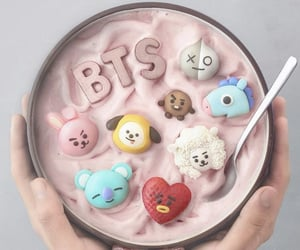 bts and sweets image