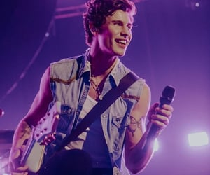 concert, guitar, and shawn mendes image