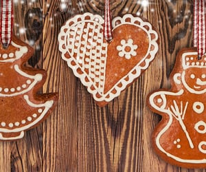 christmas, Cookies, and cookiesrecipe image