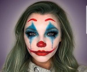 Halloween, joker, and makeup ideas image