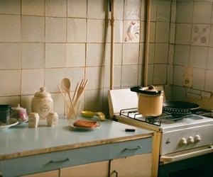 kitchen, vintage, and indie image