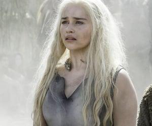 got, daenerys targaryen, and game of thrones image