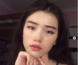 makeup and girl image