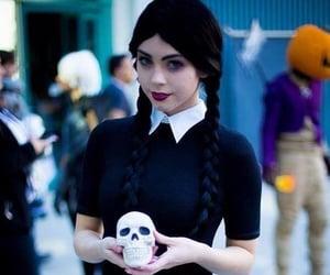 addams family, Halloween, and halloween costume ideas image