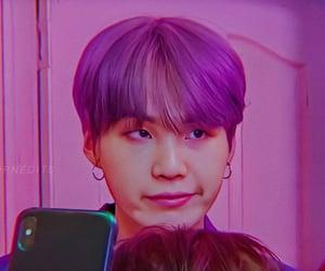 edit, kpop, and purple image