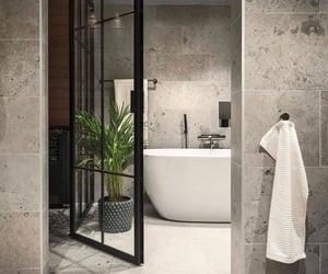 bathroom, interior, and déco image