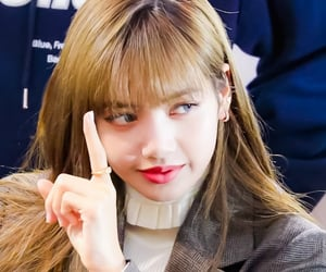 kpop, lisa, and blackpink image