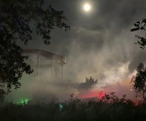 creepy, Halloween, and haunted image