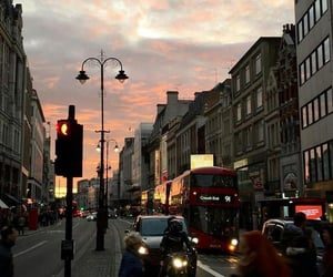 city, aesthetic, and london image