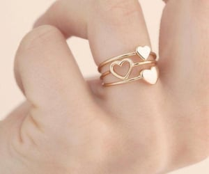 accessory, heart shaped, and jewellery image