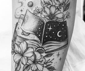 ink, Tattoos, and body-art image