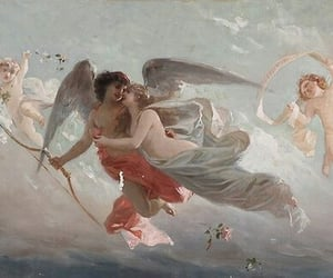aesthetic, angels, and divine image
