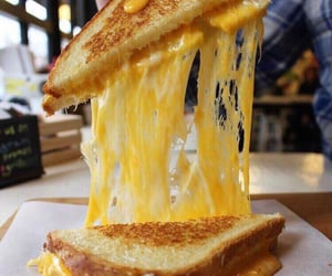 food, cheese, and delicious image