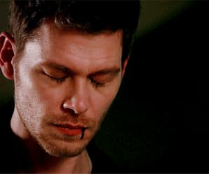 gif, klaus mikaelson, and The Originals image