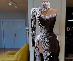 beaty, love, and blackdress image