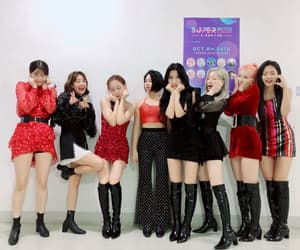 group photo, twice, and twitter update image