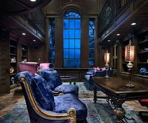 interior, magic, and mysterious image