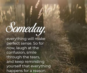 confusion, someday, and laugh image