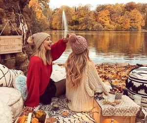 autumn and friends image