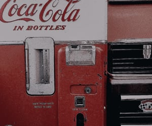 aesthetic, theme, and coca cola image