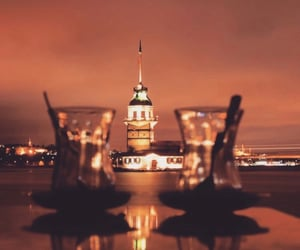 istanbul and tea image