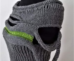 etsy, knitting, and sweater vest image