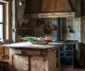 cocina, decoracion, and rincon con encanto image