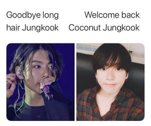 k-pop, bangtan, and jungkook image
