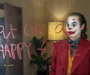 character, clown, and joaquinphoenix image