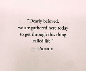 quotes, prince, and life image