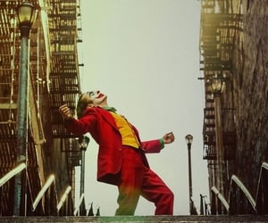 joker and movie image