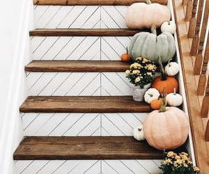 fall decorations and herbstdekoration image