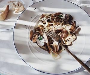 pasta and fresh taste image